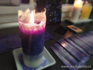 Svíčky Lumio