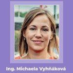 Ing. Michaela Vyhňáková: Střevní mikrobiom