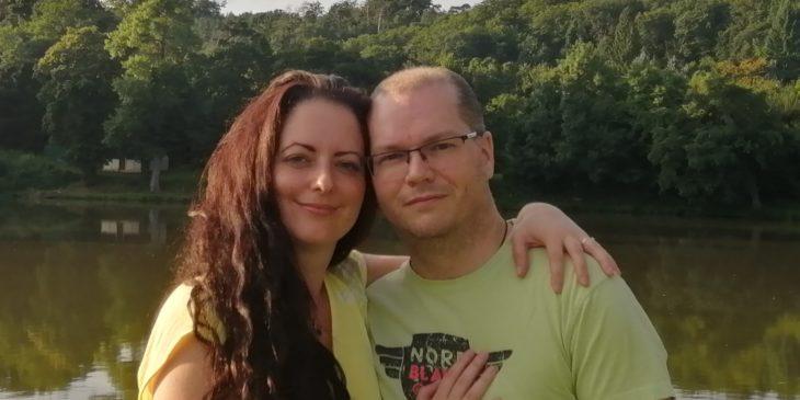 Tomáš Ohera a Barbora Kovářová